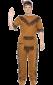 Карнавален костюм Смел Индианец