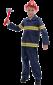Карнавален костюм Пожарникар