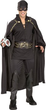 Карнавален костюм Зоро