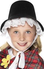 Шапка - Уелско момиче