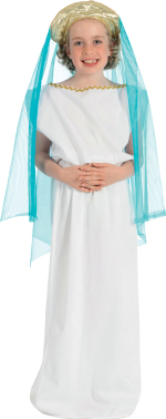 Детски костюм - Гръцка принцеса