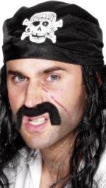 Кърпа за глава - Пират