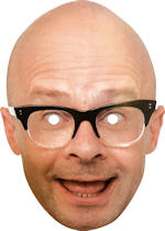 Маска - Harry Hill Cardboard