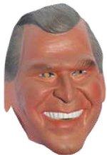 Маска - George W. Bush
