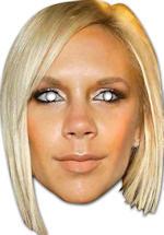 Маска - Victoria Beckham Cardboard