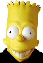 Маска - Bart Simpson Vinyl
