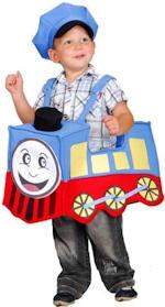 Детски костюм - Влакче