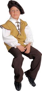 Детски костюм - Френско селско момче