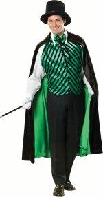 Карнавален костюм Магьосник Лукс
