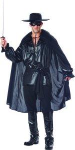 Карнавален костюм Зорро-Бандит