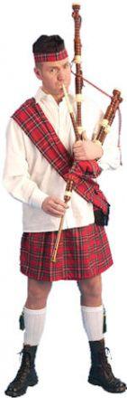 Карнавален костюм Шотландец
