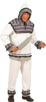 Карнавален костюм Ескимос