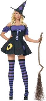 Карнавален костюм Секси Вещица