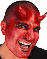 Аксесоар - Латексови Дяволски рога