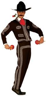 Карнавален костюм Ел Мариачи