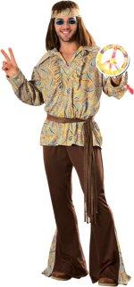 Карнавален костюм Хипи 60-те