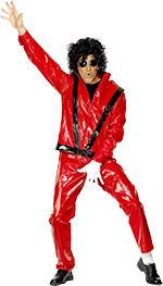 Карнавален костюм Майкъл Джаксън - Трилър 80-те