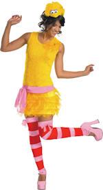 Костюм - Голямо Пиле от Sesame Street