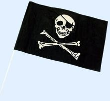 Знаме Пиратско