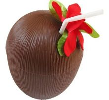 Чаша - Кокосов орех