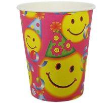 Картонена чаша с Усмивка