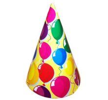 Парти шапка на Балони