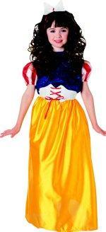 Детски костюм - Снежанка