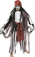Детски костюм - Призрачният пират