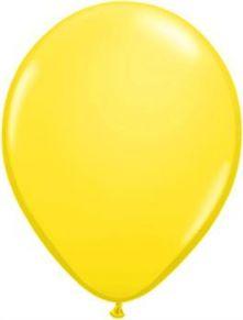 Балон Жълт 5'' (13см.)