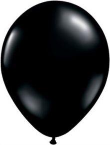 Балон Черен Перлен Оникс 5'' (13см.)