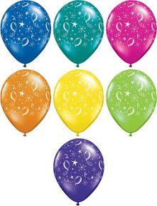 Балони Парти (Party) асорти 11'' (28см.)