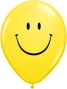 Балон Усмихнато лице 11'' (28см.)