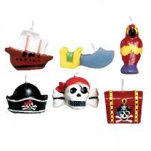 Свещи- Пиратски