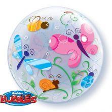 """Балон с насекоми  22""""- 56 см"""