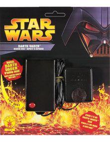 Устройство за издаване на звук с  автентичното дишане на Дарт Вейдър Darth Vader Между звезни войни / Star Wars /