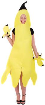 Костюм момиче - банан