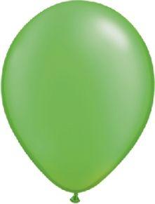Балон  светло Зелен - металик 11'' (28см.)