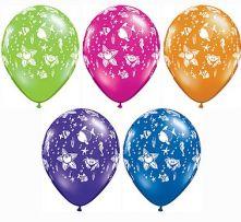 Балони с морски създания  - асорти 11'' (28см.)
