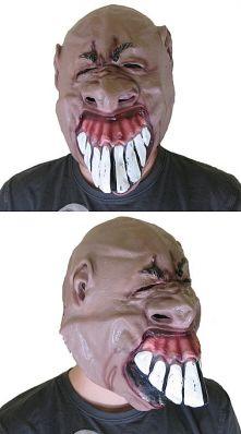 Маска със зъби