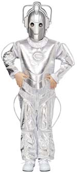 Детски костюм - Doctor Who Cyberman