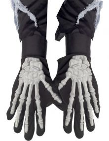 Ръкавици на скелет