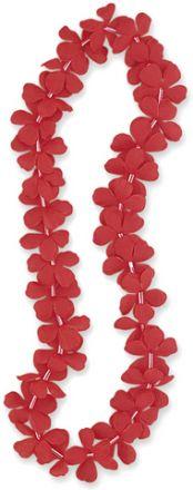 Хавайски Гердан червен