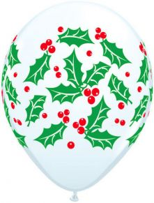 Балон Коледни  11'' (28см.)