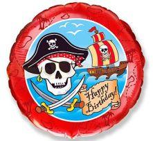 """Пиратски - Pirate - H.B. 18""""- 45 см."""