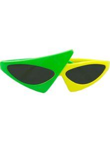 Двуцветни Черни очила