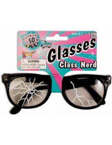 Напукани Черни очила