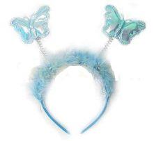 Диадема с Пеперудки - сини