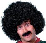 Перука - Диско 70s & 80s и мустаци