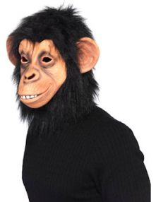 Цялостна маска на Маймуна - шимпанзе