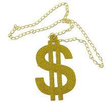 Колие с златен Долар